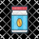 Coffee Jar Food Icon