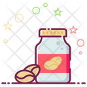 Coffee Jar Coffee Beans Bean Jar Icon