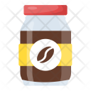 Coffee Jar Container Icon