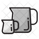 Coffee Drink Jigger Icon