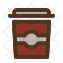 Coffee Late Coffee Hot Icon
