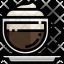 Coffee Latte Latte Cappuccino Icon