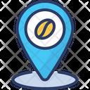 Coffee Location Icon