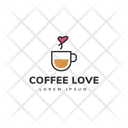 Coffee Love Icon