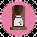 Barista Beverage Bottle Icon