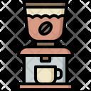 Coffee Maker Hot Icon