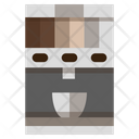 Coffee Machine Coffee Maker Cafe Icon