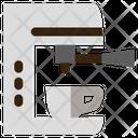 Coffee Machine Icon