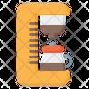 Coffee Machine Coffee Maker Kitchen Appliances Icon