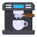 Coffee Machine Cafe Icon