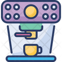 Coffee Machine Filter Icon