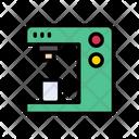 Coffeemachine Cup Caffeine Icon