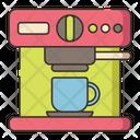 Coffee Machine Coffee Maker Cofee Icon