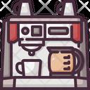 Coffee Coffee Shop Machine Icon