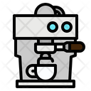 Coffee Machine Pot Icon