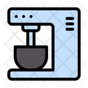 Coffeemaker Machine Electric Icon