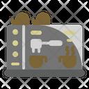 Coffee Machine Coffee Maker Barista Icon