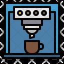 Coffee Machine Coffee Maker Coffee Shop Icon
