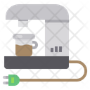 Coffee Maker Electric Equipment Icon