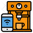 Coffee Machine Internet Of Things App Icon