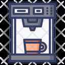 Coffee Machine Coffee Cup Icon