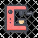 Coffee Machine Maker Machine Icon