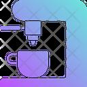 Coffee Machine Coffee Maker Coffee Percolator Icon