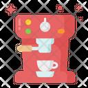Coffee Shop Flat Icon