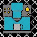 Coffee Machine Equipment Icon