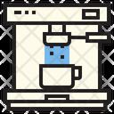 Coffee Maker Coffee Machine Device Icon