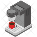 Coffee Maker Coffee Machine Coffee Brewing Icon