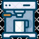 Coffee Machine Appliance Icon