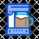 Coffee Machine Energy Icon