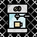 Coffee Maker Coffee Machine Barista Icon