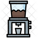 Coffee Maker Coffee Grinder Kitchenware Icon