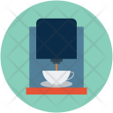 Coffee Maker Making Icon