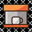 Machine Espresso Coffee Icon