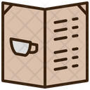 Coffee Menu Menu Cafe Menu Icon