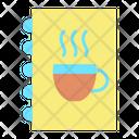 Imenu Book Coffee Menu Cafe Menu Icon