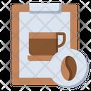 Coffee Menu Menu Hot Icon