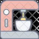 Coffee Mixer Icon