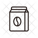 Coffee Pack Packing Pack Icon
