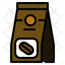 Coffee Pack Ground Icon