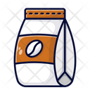 Pack Of Coffee Beans Coffee Coffee Beans Icon