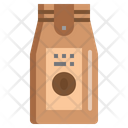 Coffee Pack Drink Food Coffee Beans Icon