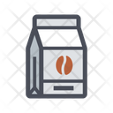 Coffee Pack Coffee Box Pack Icon