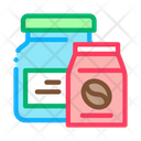 Coffee Production Package Icon