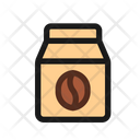 Coffee Package Coffee Pack Coffee Bag Icon