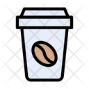 Coffee Papercup Papercup Caffeine Icon