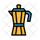 Coffee Pot Moka Pot Pot Icon